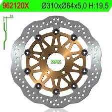 962120X DISCO FRENO NG Anteriore SUZUKI GSX 1200 99-03