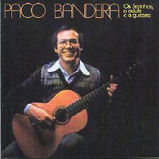 Os Ferrinhos O Adufe E a Guitarra * by Paco Bandeira (CD, Aug-2000, Emi)