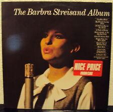 BARBARA STREISAND - The Barbara Streisand album