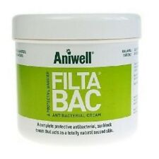 Aniwell Filta-Bac Cream With Sunblock, 500g Pot. Premium Service, Fast Dispatch.