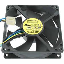 6 Lüfter 92x92x25 mm 12VDC 4,6W 3/4 plg. Kombianschluss, PWM oder standard
