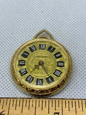 VTG Lucerne Swiss Pendant Watch For Pats Or Repair