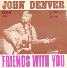 "JOHN DENVER ‎– Friends With You (1971 VINYL SINGLE 7"" HOLLAND)"
