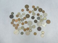 Job Lot of Vintage Coins Collectable Mixed Lot Various Coins All Used Condition