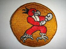 USAF 334th FIGHTER Squadron FIGHTING EAGLE 4th fighter Group Patch