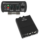 Behringer POWERPLAY P1 Portable Compact Personal In-Ear Monitor Amplifier F/S