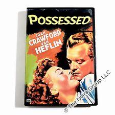 Possessed DVD New Joan Crawford Van Heflin 1947