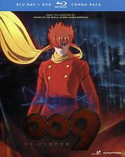 009 Re: Cyborg (Blu-ray/DVD, 2015, 2-Disc Set)