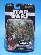 Hasbro Star Wars: The Saga Collection Chief Chirpa Action Figure