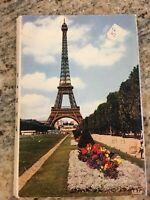 Paris Photo Fold-Out Booklet 1970s Vintage Fue de Archives 15 Color Snapshots