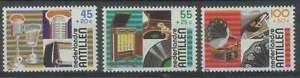 Ned. Antillen postfris 1984 MNH 776-778 - Kultuur