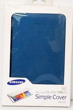 """Samsung Simple Cover for Samsung Galaxy Tab S 8.4"""" Tablet Electric Blue"""