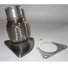 Flexrohr Katalysator Hosenrohr Flex-Reparatur passend für RENAULT LAGUNA
