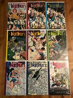 John Byrne's Next Men Comic Lot #0 1 2 3 4 5 6 7 +Variant Dark Horse Comics 1992
