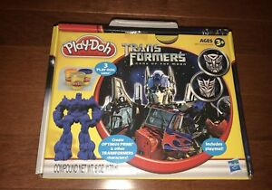 2011 Transformers Dark of the Moon Play-Doh Set New Free Shipping