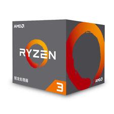 AMD Ryzen 3 1200 4-Core 3.1 GHz Desktop Processor with Wraith Stealth Cooler