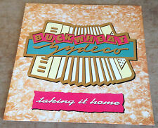 BUCKWHEAT ZYDECO taking it home 1988 UK ISLAND STEREO VINYL LP