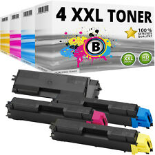 4 XL TONER für Kyocera FS-C2016MFP FS-C2026MFP FS-C2126MFP FS-C2626 TK590
