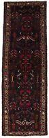 Tribal Design Hamedan Runner Vintage 3X10 Persian Hallway Rug Oriental Carpet