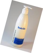 Keratin Shampoo Brazilian Treatment Aftercare Kit Salt 300ml