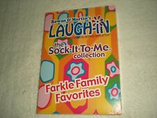 "Rowan & Martin's LAUGH-IN The Sock-It-To-Me Collection ""Farkle Family"" Sealed"