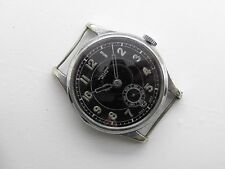 Vintage William Watch Company Emil Langer Swiss made 1940s WWII British Military