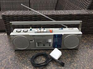 JVC Radio Cassette RC-S40LB Vintage Boom Box