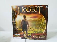 The Hobbit An Unexpected Journey HeroClix 4 Figure Mini Game Factory Sealed