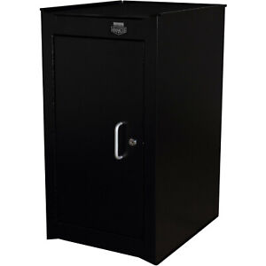 Halfords advanced 2 shelf side cabinet | Brand New | Next Day Delivery