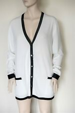 MARINA RINALDI by MAX MARA, Viscose Blend Cardigan, Plus Size L