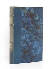 Lettres sur Cézanne. Rainer-Maria RILKE. Trad. BETZ. Corrêa, 1944. Ex. numéroté