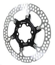 Formula Alloy Carrier Mountain Bike Disc Rotor - 6-bolt - 203mm - Black