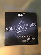 """""""Montblanc 100 YEARS ANNIVERSARY 1906-2006 LIMITED"""""""