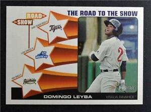 2015 Topps Heritage Minors Road to The Show #RTTS46 Domingo Leyba - NM-MT