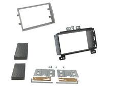 CT23HY11 Hyundai i20 Double Din Stereo Facia Kit SILVER