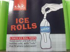 Sports Bottle round ice cubes Twenty rolls plastic trays