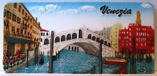 Fridge magnet Jumbo Venice 1 Italy souvenir,Italian souvenir /Day,3D gift resin