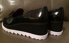 Sixty Seven  Harper Leather Oxfords, Black Euro 36/US Size 5 M