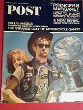 HELLS ANGELS THE STRANGE CULT OF MOTORCYCLE GANGS SATURDAY EVENING POST