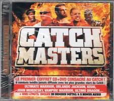 Catch Masters. CD + DVD (nuevo y precintado)
