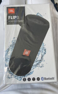JBL Flip 3 Waterproof Wireless Portable Bluetooth Speaker - Black