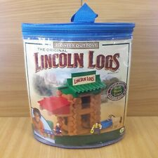 Lincoln Logs Pioneer Outpost Building Set 2004 00969