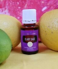 Young Living Clary Sage Essential Oil - Large Bottle - 15 ml - Free Shipping