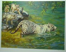 """Donald Grant   """"The Swimming Lesson""""   MINT Condition  *Ships Same day*"""