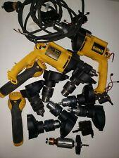 """Dewalt Dw511 6.7 Amp 1/2"""" Vsr Corded Hammer Drill For Parts."""