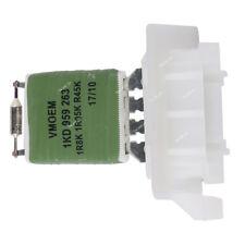 Heater A/C Fan Blower Motor Resistor For VW Jetta Golf MK5 MK6 #1K0959263A