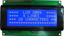 Spectrum 2004 20x4 Character LCD Display Module Blue Blacklight for Arduino