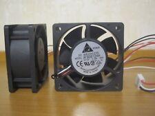 1 x Delta Electronics AFB0612HH Fan (60 mm * 60 mm * 25 mm) 12VDC 0.25A 3 pins