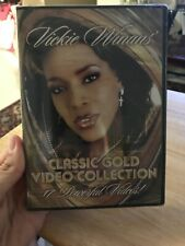 Vickie Winans: Classic Gold Video Collection (DVD, 2007) SEALED
