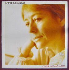 Annie Girardot 33 tours 1981